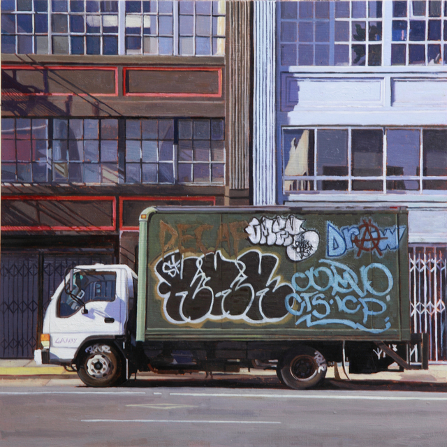 , 'Soma Graffiti Truck,' 2015, Gallery 1261