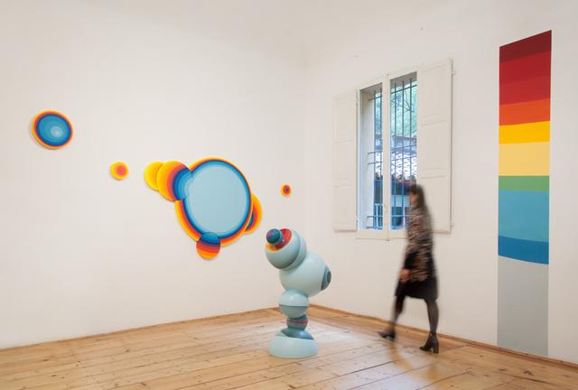 , 'Mechanical Moon,' 2017, MAGMA gallery