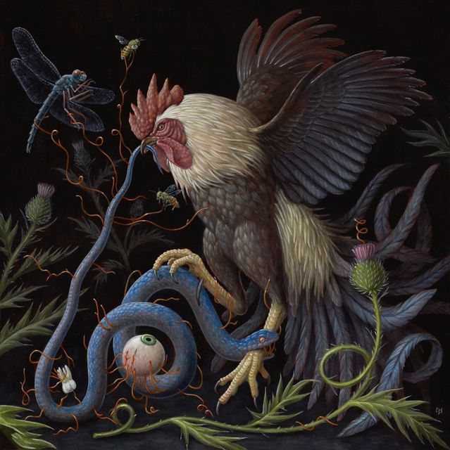 , 'The Rooster,' 2019, Beinart Gallery