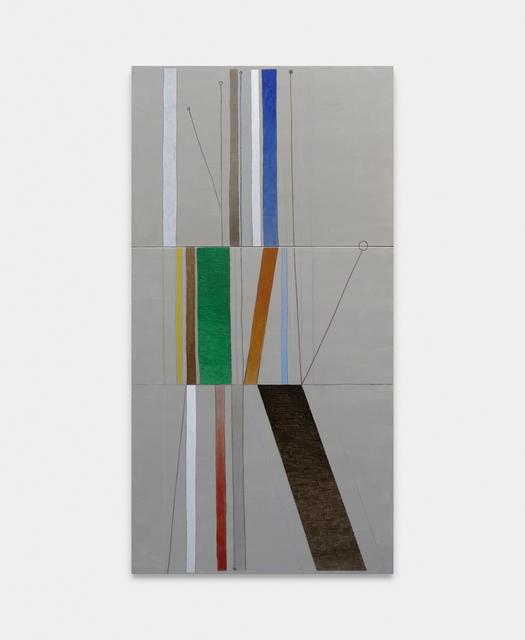 Julio Villani, 'une urgence', 2019, Galeria Raquel Arnaud