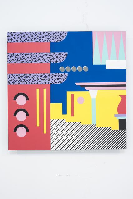 , 'Galé,' 2018, Underdogs Gallery