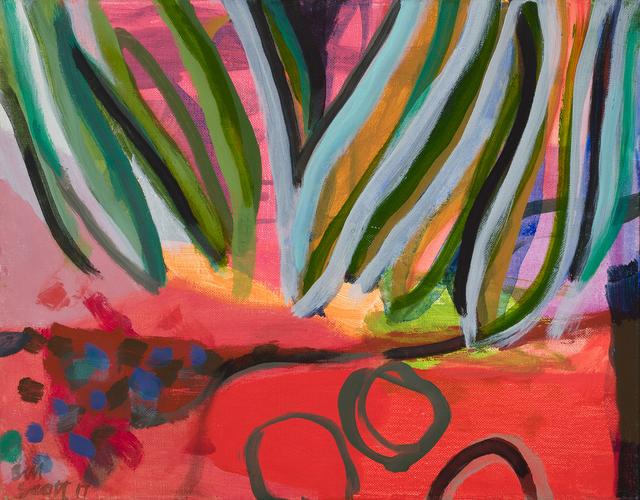 , 'Picnic,' 2017, Hollis Taggart Galleries