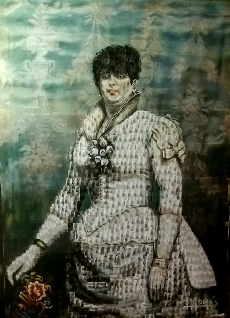 Laura Morás, 'Doña Carlota', 2018, ACCS Visual Arts