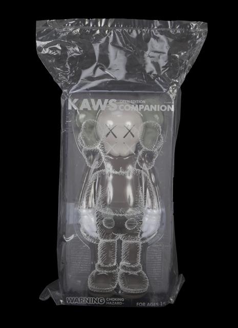 KAWS, 'Open Edition Companion (brown)', Design/Decorative Art, Cast resin figure, Julien's Auctions