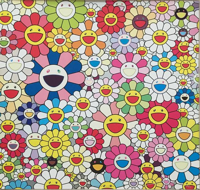 Takashi Murakami, 'Flowers in Heaven', MSP Modern Gallery Auction