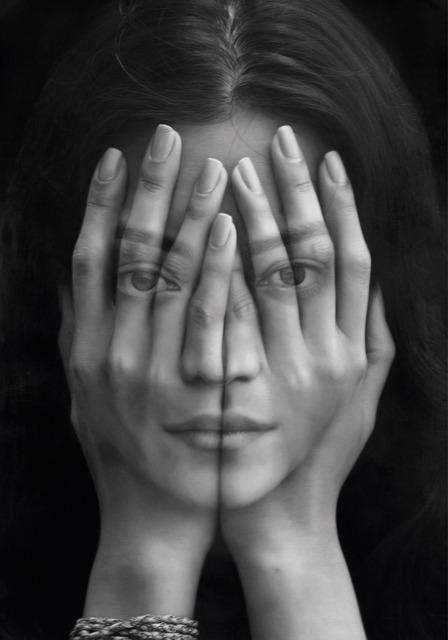 , 'Mirror,' 2012, Impact Art Gallery