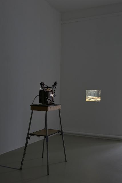 , 'Returning,' 2004, Kunstverein Hannover