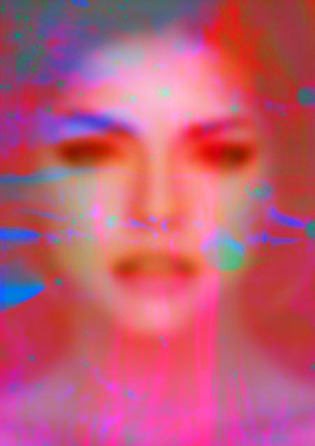 , 'Chaos 1,' 2011, Galerie Brigitte Schenk