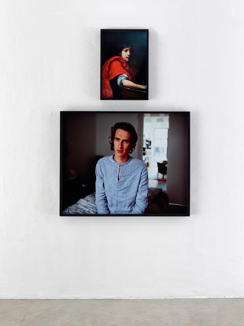, 'Saint Jean L'Evangelista, Furini. Leo in My Apartment, Berlin 2015,' 2015, KEWENIG
