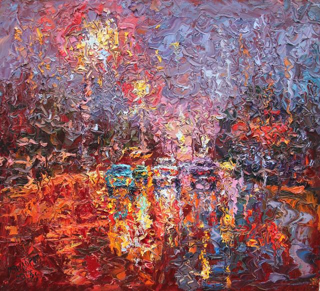 Dilorom Mamedova, 'Downpour', 2018, OYANU Gallery