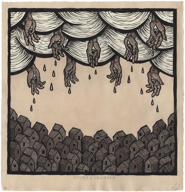 , 'Christening,' 2013, ANNO DOMINI