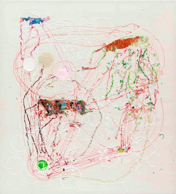 , 'Kommunikationsbild,' 2014, Galerie Michael Sturm