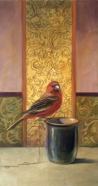 , 'Red Bird,' 2011, Sue Greenwood Fine Art