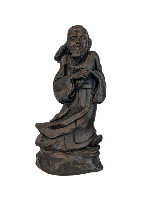 Yun Gee, 'Confucius', 1930, Capsule Gallery Auction