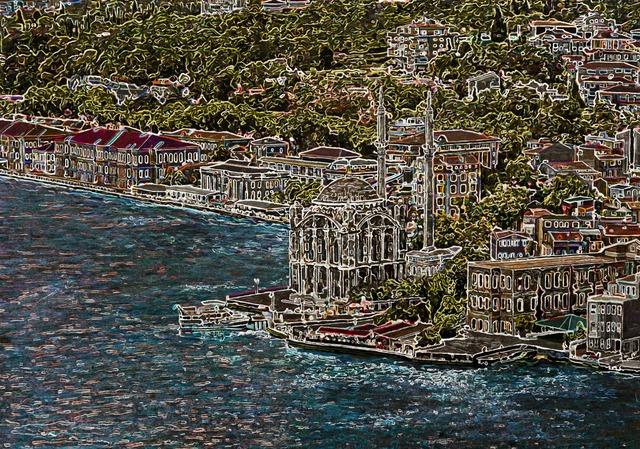 , '(Bellek),' 2012-2013, Olcay Art