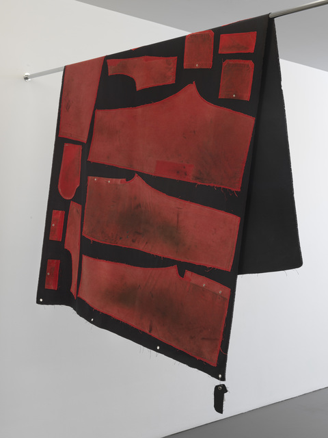 Tenant of Culture, 'How to Style a Chore Coat (Series)', 2020, Textile Arts, Cotton, used overalls, eyelets, textile glue, Galerie Fons Welters