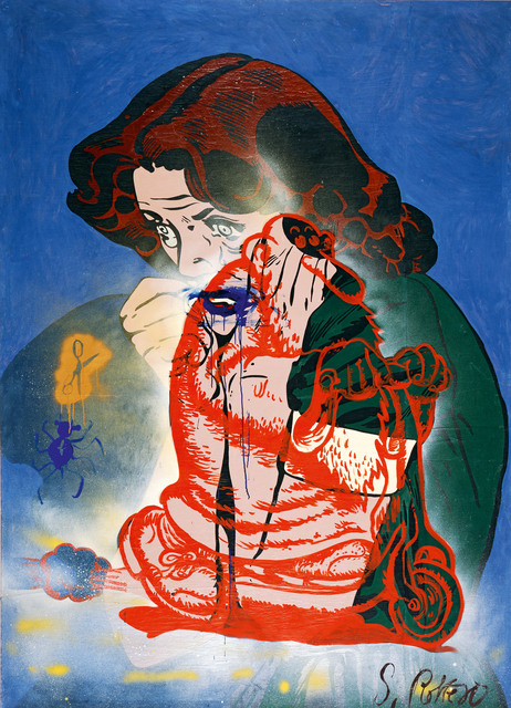 , 'Mr Natural,' 1976-80, Setareh Gallery