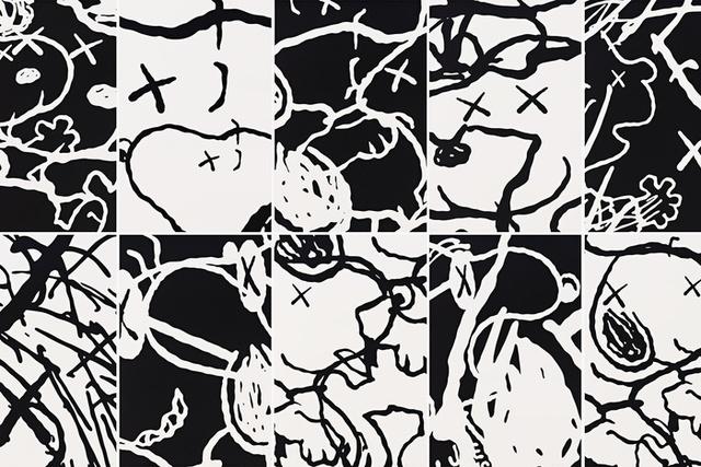 KAWS, 'MAN'S BEST FRIEND (FULL PORTFOLIO)', 2016, Marcel Katz Art