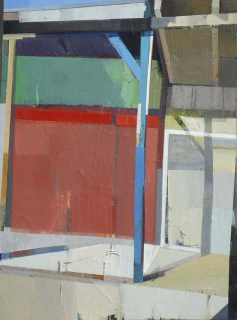 Suhas Bhujbal, 'A Quiet Town 122', Melissa Morgan Fine Art