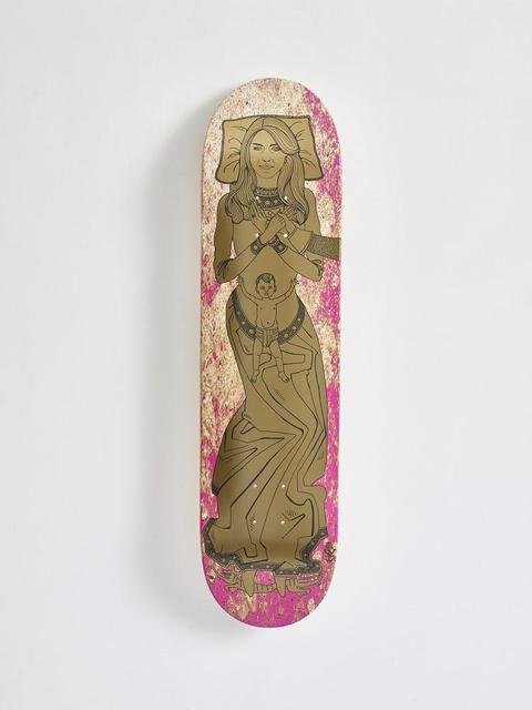 Grayson Perry, 'Kateboard', 2017, Artsnap