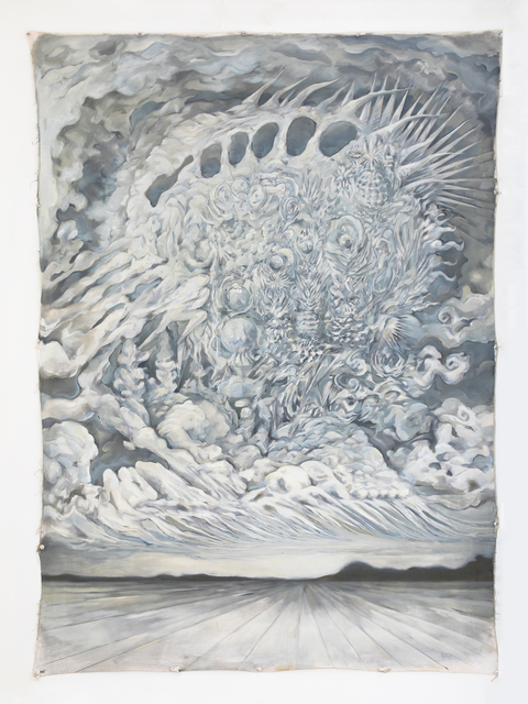 , 'Winking Gaia,' 2018, Fisher Parrish Gallery