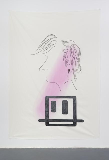 , 'Late Checkout (portrait),' 2015, Simone Subal