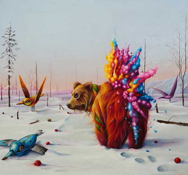 , 'If I Had Wings,' , Corey Helford Gallery