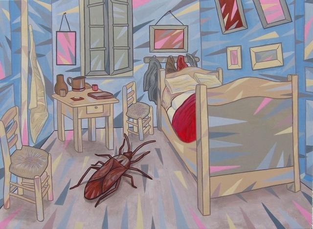 URIGINAL, 'La habitación de Kafka', 2013, N2 Galería