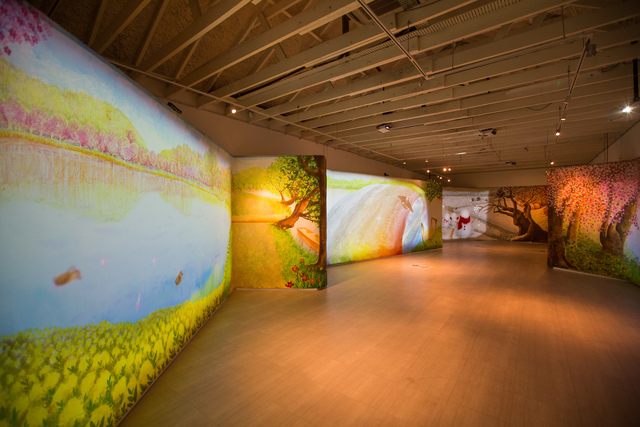 , 'Utsuroi Iroha ,' 2014, Singapore Art Museum (SAM)