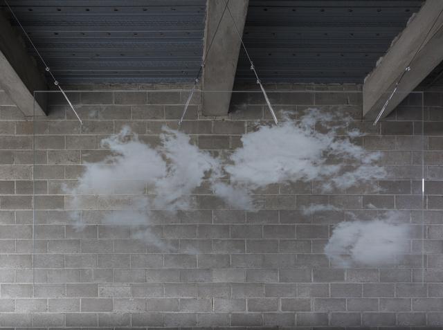 , 'Haku-Un (White Cloud) 4.8.1,' 2017, Noguchi Museum