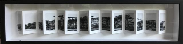 , 'Palais des Machines,' 2017, Gachi Prieto