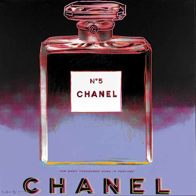 Andy Warhol, 'Chanel (#354, Ads)', 1985, Martin Lawrence Galleries