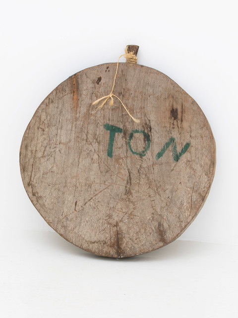 , 'Tondo,' 2017, Fisher Parrish Gallery