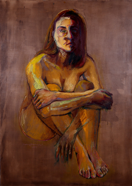 , 'Catarina,' 2015, Art Village Gallery