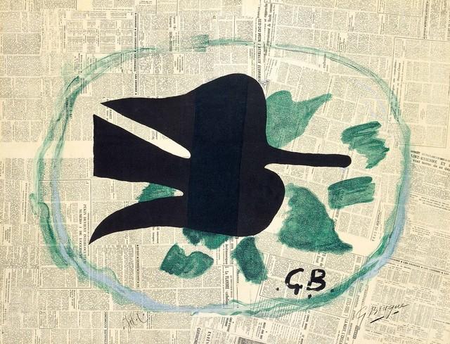 , 'Oiseau dans le feuillage,' 1961, Galerie Maeght