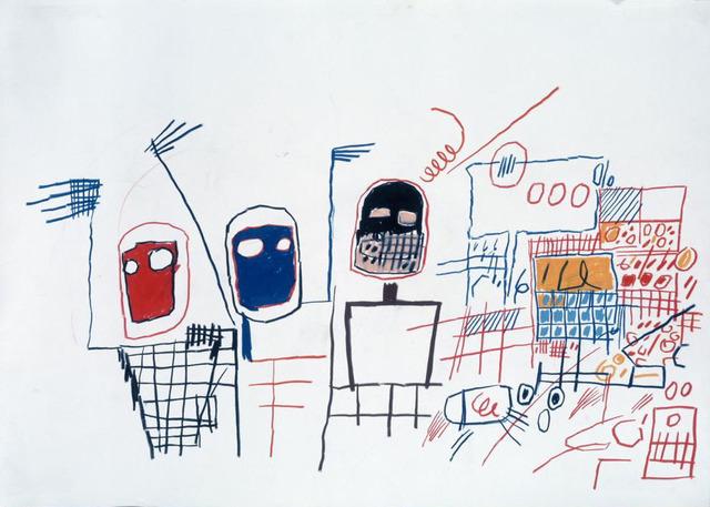 , 'UNTITLED,' 1983, Cheim & Read