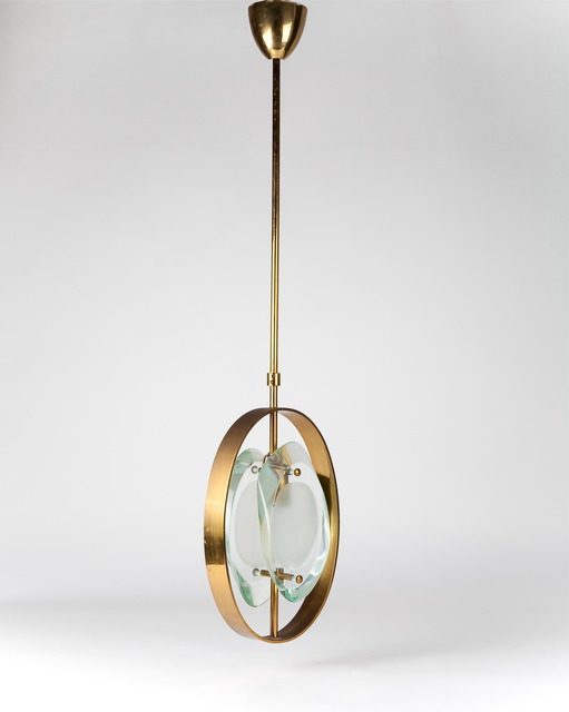 , 'Ceiling Light by Max Ingrand for Fontana Arte,' ca. 1955, 88 Gallery