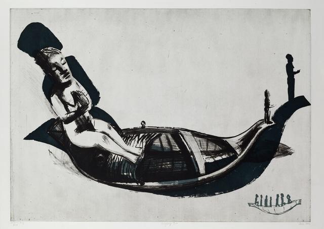 , 'Odyssey II,' 2004, David Krut Projects