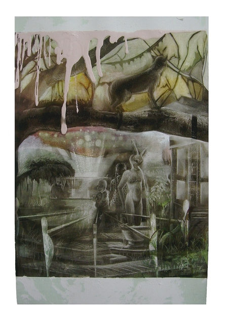 Daphne Arthur, 'Lilacs and Land Mines', 2012, The Agora Culture