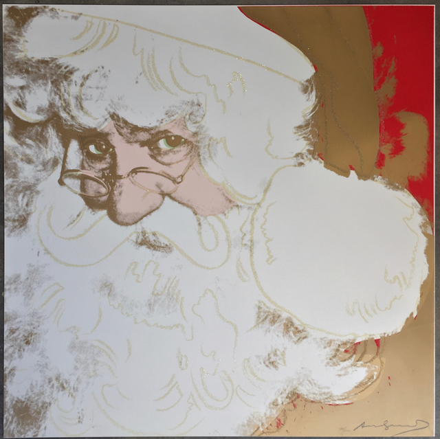 Andy Warhol, 'Santa Claus (F&S II.266)', 1981, Joseph Fine Art LONDON