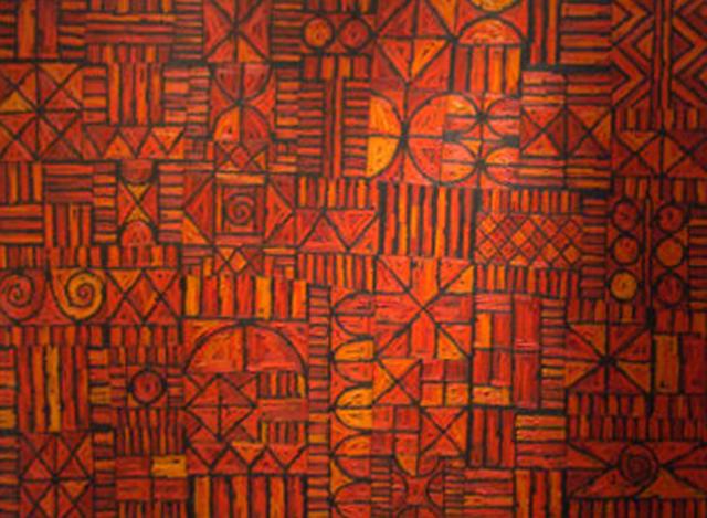 , 'Ashanti Saga,' 2005, Aicon Gallery