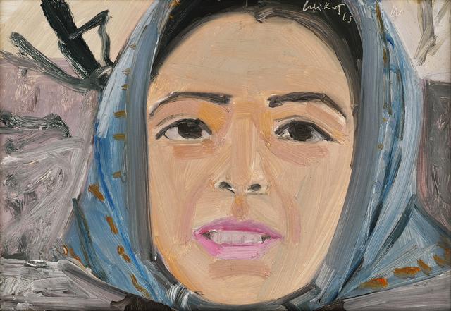 , 'Study for 'Ada in the Park',' 1965, Debra Force Fine Art