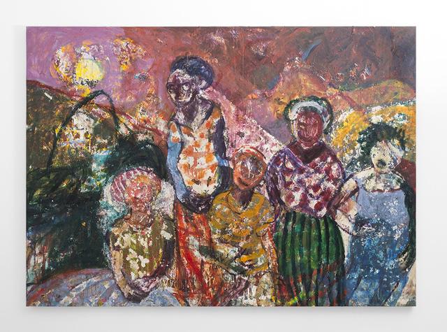 , 'Nemako Nde Ambuya Muchawaya,' 2017, SMAC