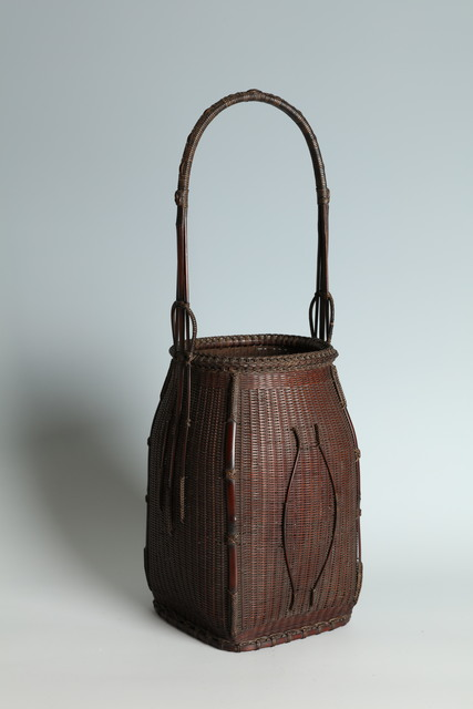 , 'Handled Flower Basket (T-4100),' ca. Early 20th Century, Erik Thomsen