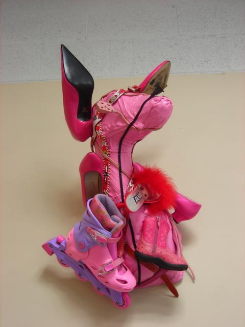 , 'Pink Doe,' 2007, JAYJAY