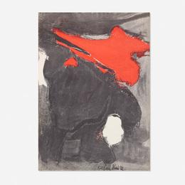Esteban Vicente, 'Untitled,' 1960, Wright: Prints + Multiples (January 2017)