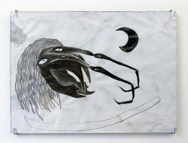 , 'Mr. InOue,' 2017, Marie Kirkegaard Gallery
