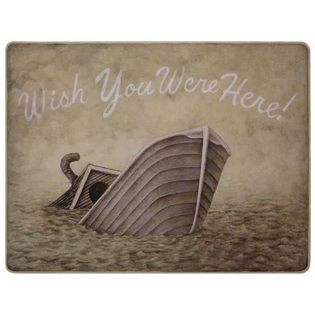 , 'Wish you Were Here,' 2012, Imprint Gallery
