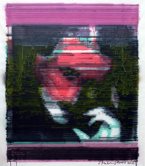 , 'Tesla,' 2011, Wallplay