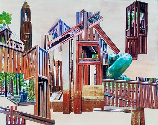 , 'Jenks Playground,' , InLiquid
